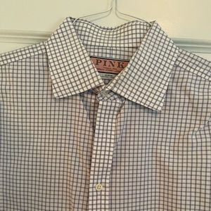 Thomas Pink Men's Dress Shirt
